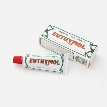 英国Euthymol传统牙膏