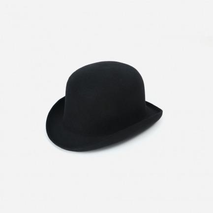 MeanStreets 手工羊毛圆顶礼帽