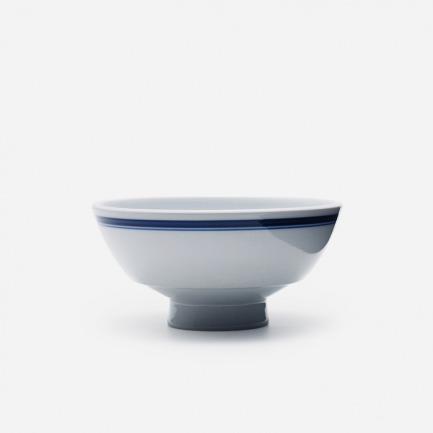 小蓝边碗(两只)