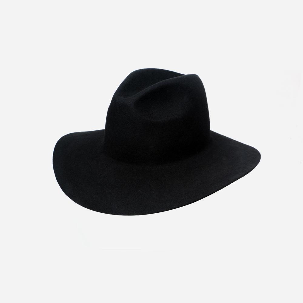 最新到货:MeanStreets <br>手工羊毛软檐礼帽